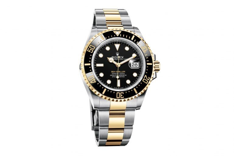 Introducing: The Rolex Sea-Dweller In Two-Tone Steel And Yellow Gold Ref. 126603