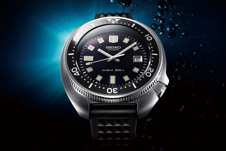 Introducing: The Seiko Prospex 1970 Diver's Re-Creation Limited Edition SLA033