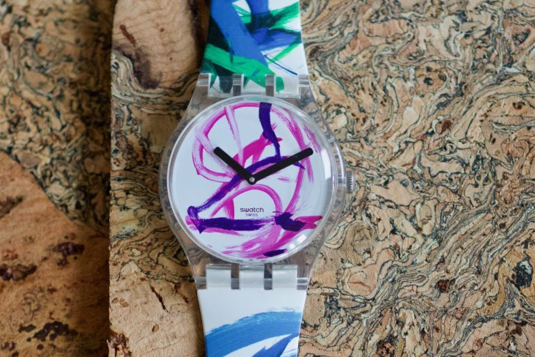 Introducing: The Swatch Pigcasso Limited Edition (Live Pics & Pricing)
