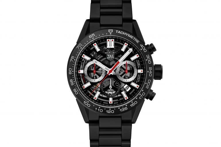 Introducing: The TAG Heuer Carrera Heuer 02