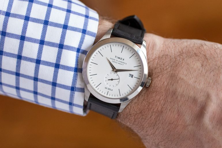 Introducing: The Timex American Documents Series