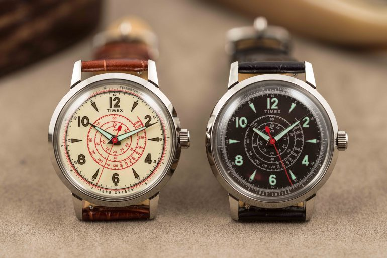 Introducing: The Timex x Todd Snyder Beekman (Live Pics & Pricing)