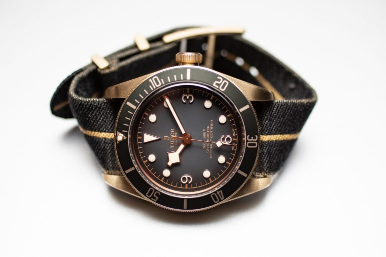 Introducing: The Tudor Black Bay Bronze With Slate Grey Dial (Live Pics & Pricing)