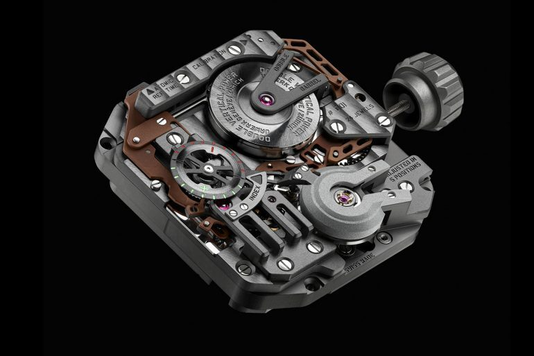 Introducing: The Urwerk AMC, An Atomic Clock-Controlled Take On The Breguet Sympathique