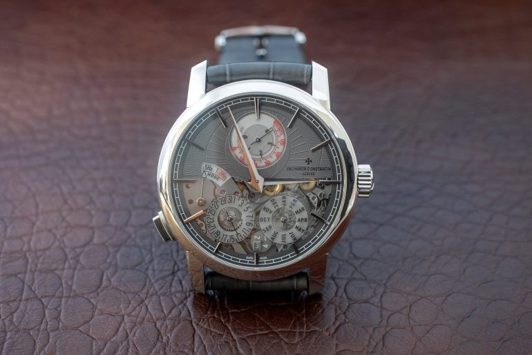 Introducing: The Vacheron Constantin Traditionnelle Twin Beat Perpetual Calendar (Live Pics, Details, & Pricing)