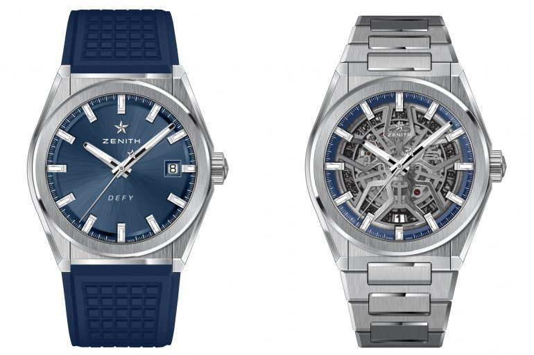 Introducing: The Zenith Defy Classic