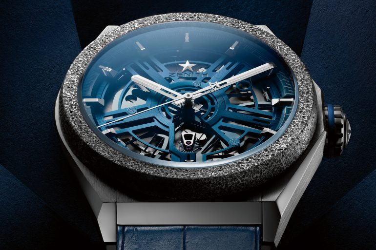 Introducing: The Zenith Defy Inventor, The Next Evolution Of The Zenith Oscillator