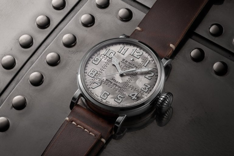 Introducing: The Zenith Pilot Type 20 Extra Special Silver