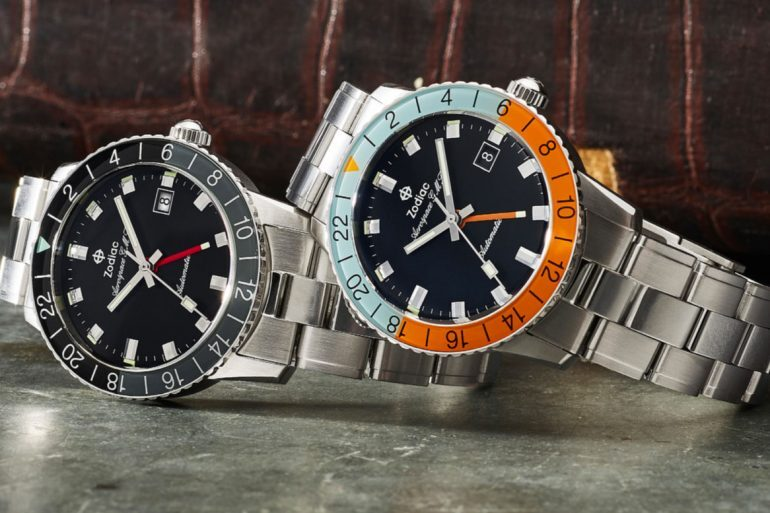 Introducing: The Zodiac Aerospace GMT Limited Edition