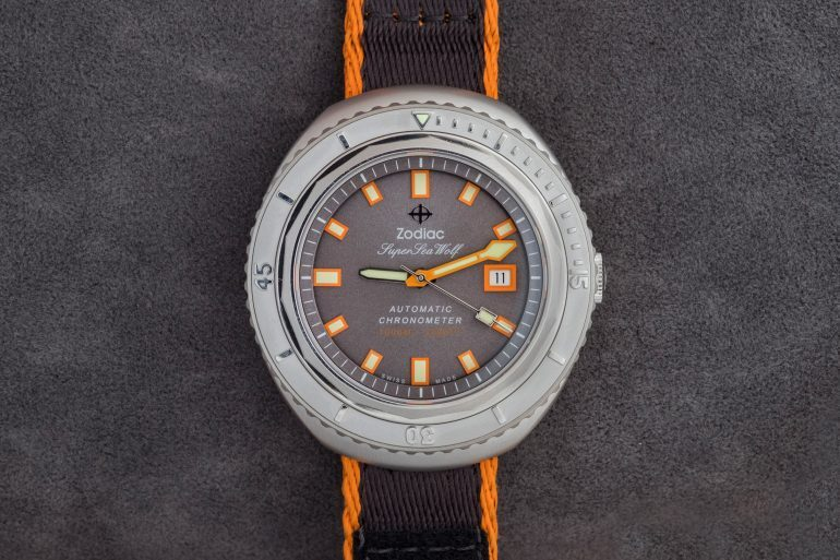 Introducing: The Zodiac Super Sea Wolf 68 Limited Edition (Live Pics & Pricing)