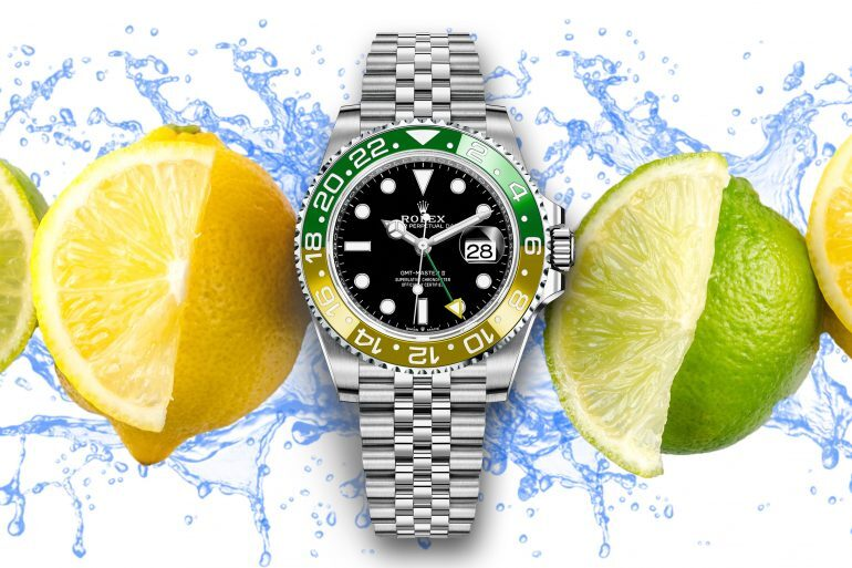 Just Because: An Eight-Year-Old Dreams Of A Rolex 'Sprite' GMT