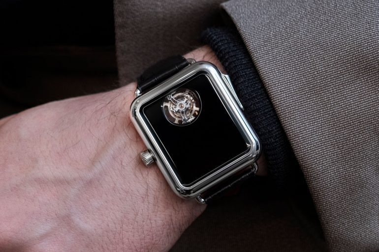 Just Because: H. Moser Made A Tourbillon Minute Repeater With No Hands