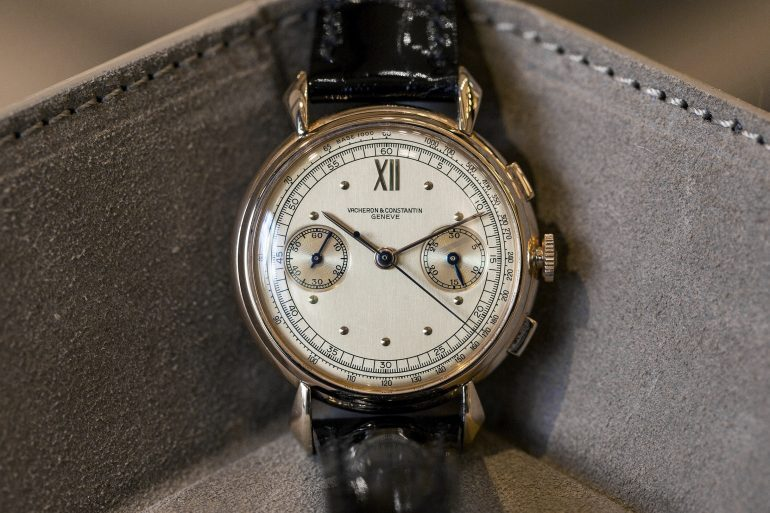 Just Because: Nine Awesome Vintage Vacheron Constantin Watches Available At The Brand's New York Boutique