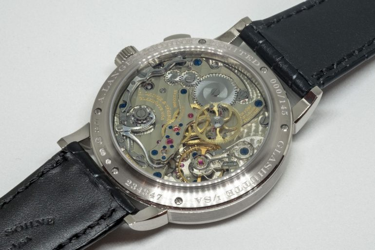 Just Because: The Incredible Movement Inside The A. Lange & Söhne 1815 'Homage To Walter Lange'