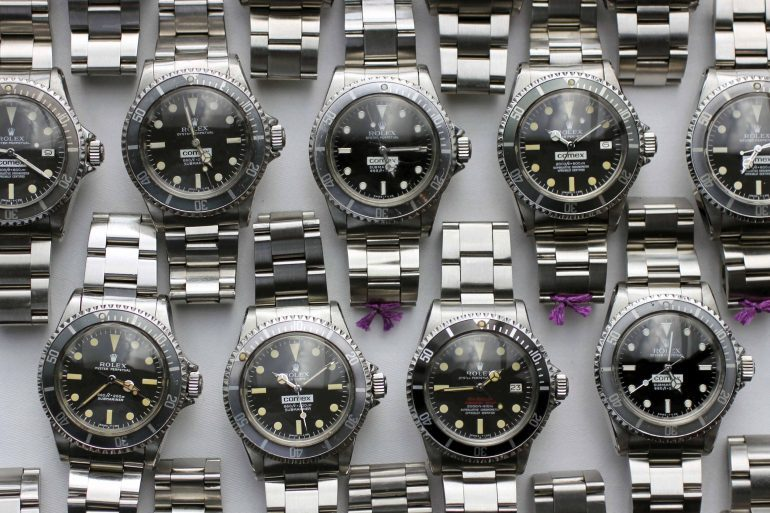 Just Because: The Plural Of Rolex