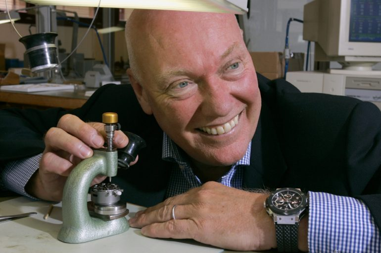 Personalities: Jean-Claude Biver And The Making Of The Modern Watch Industry