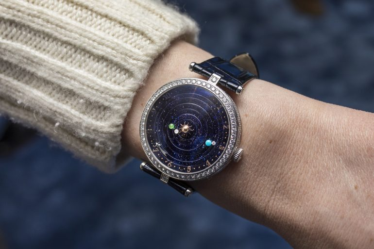 Photo Report: A Night With Van Cleef & Arpels And The Entire Poetic Astronomy Collection