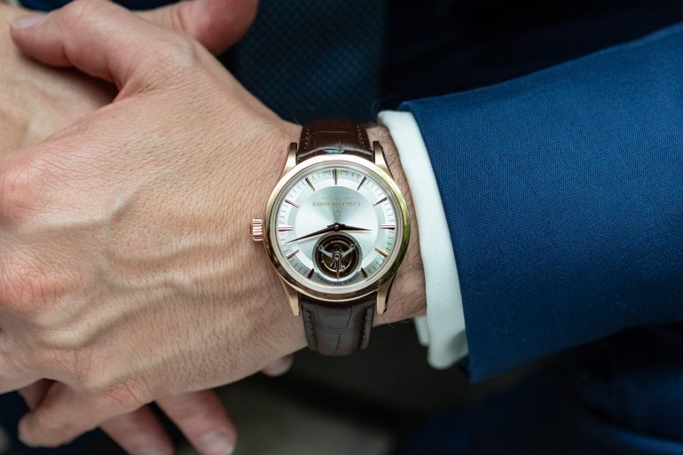 Photo Report: Celebrating A New Tourbillon With Carl F. Bucherer In NYC