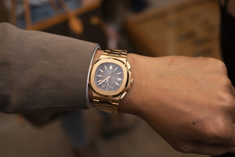 Photo Report: The Watches And Cars Of The  Pop-Up At The UTA Artist Space In Los Angeles