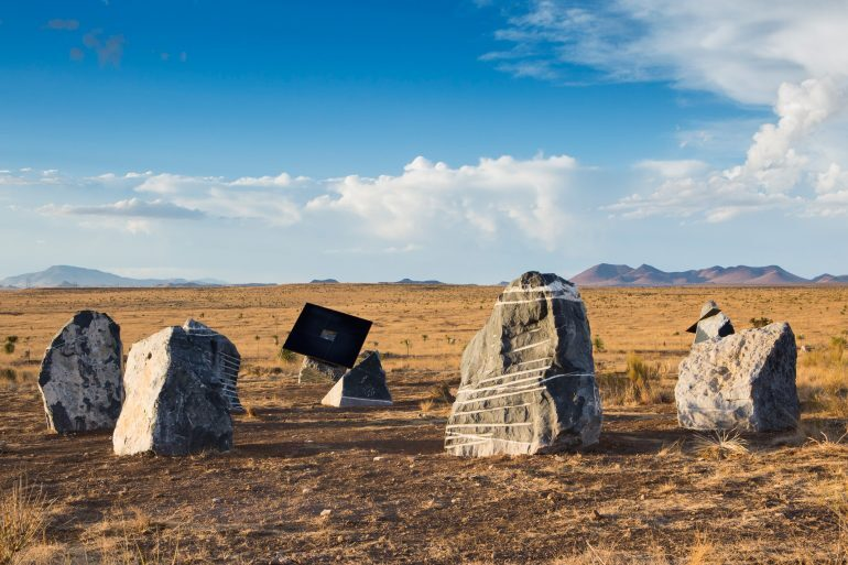 Recommended Reading: A New-Age Stonehenge Has Been Built In West Texas