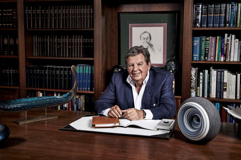 Recommended Reading: Johann Rupert Wants To Save Old-School Craftsmanship