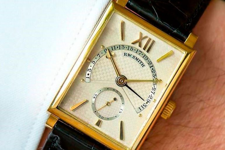 Recommended Reading: Roger Smith Talks About His First Production Watch