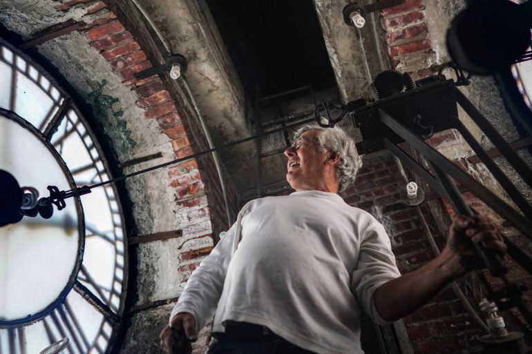 Recommended Reading: The Man Who Turns Back New York City's Clocks (By Hand)