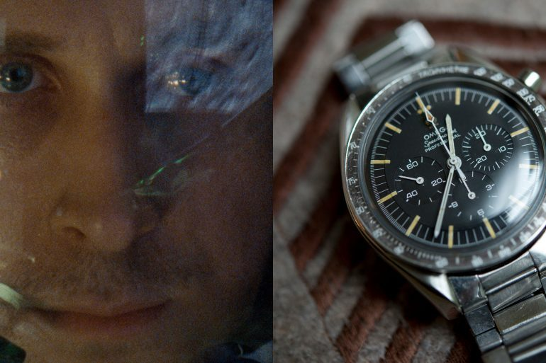 Recommended Reading: The Omega Speedmaster Professionals Of Neil Armstrong Biopic 'First Man'