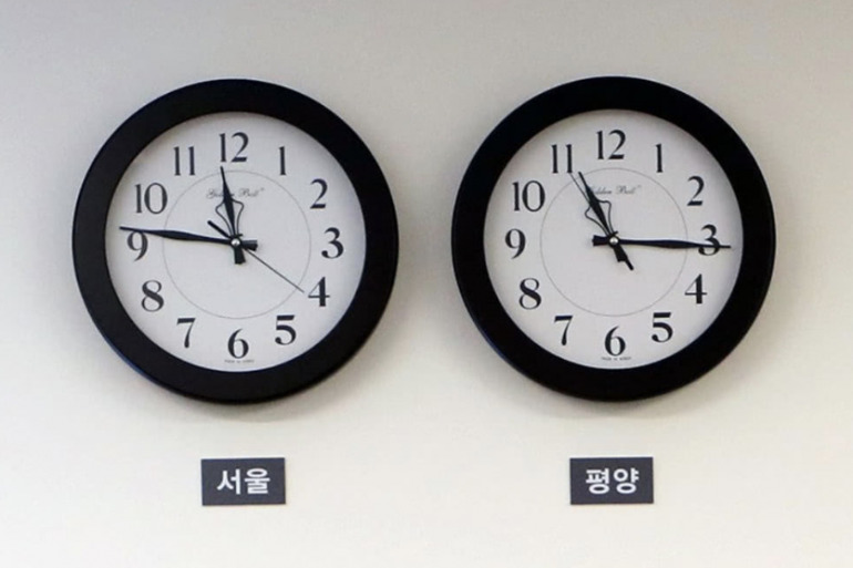 Recommended Reading: Why North Korea Keeps Changing Its Time Zone