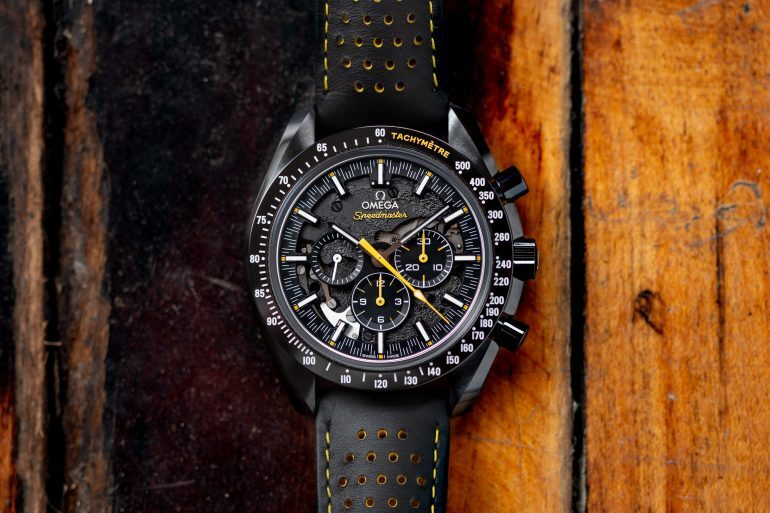 Review: Omega Speedmaster Moonwatch Apollo 8 Dark Side Of The Moon