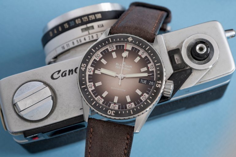 Review: The Blancpain Fifty Fathoms Bathyscaphe Day Date 70s
