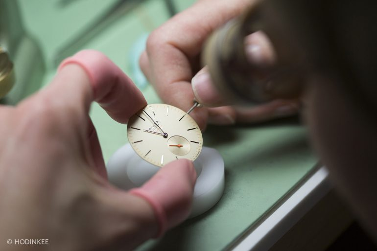 Sunday Rewind: A Look At How NOMOS Glashütte Designs And Develops A Watch