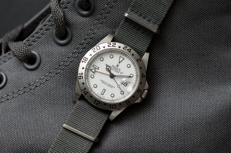 Sunday Rewind: Changing Hearts And Minds With A Grey NATO