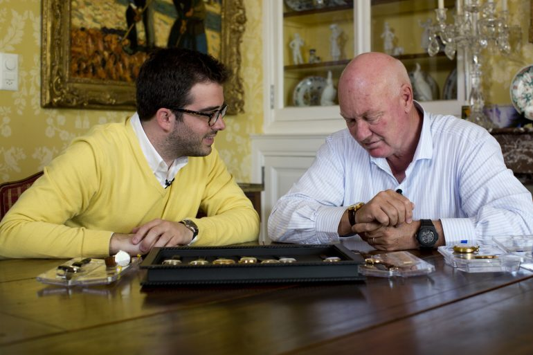 Sunday Rewind: Talking Watches With Jean-Claude Biver
