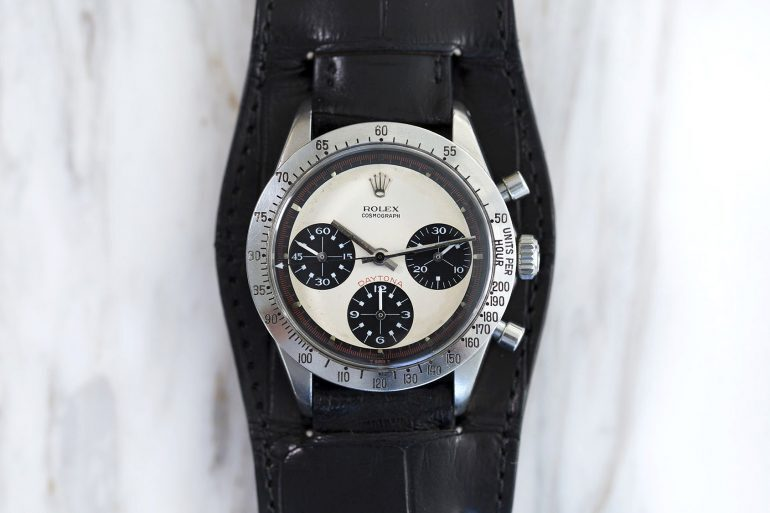 Sunday Rewind: The Record-Setting Sale Of Paul Newman's Rolex Daytona, One Year Later
