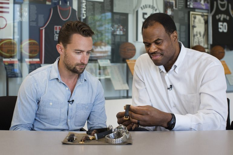 Talking Watches: With David Robinson
