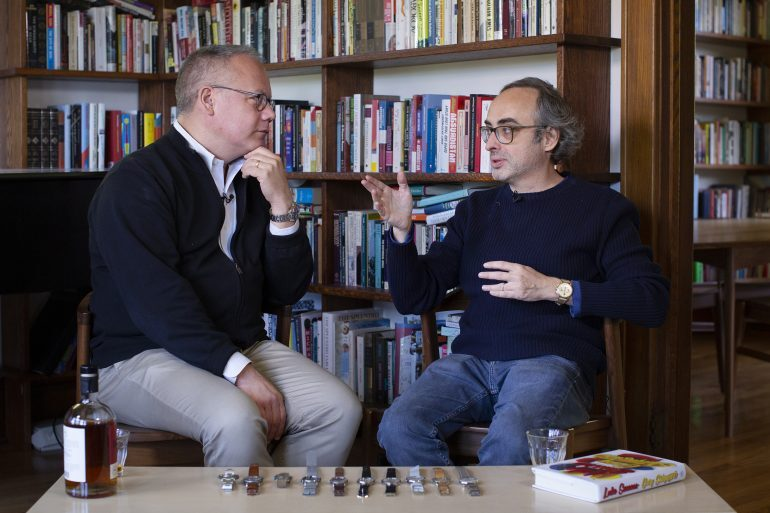 Talking Watches: With Gary Shteyngart