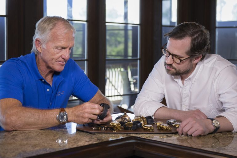 Talking Watches: With Greg Norman