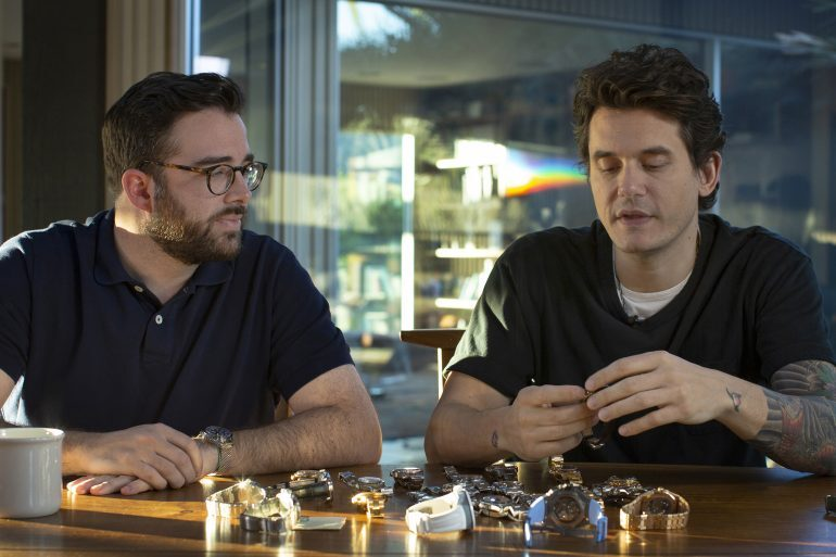 Talking Watches: With John Mayer, Part 2