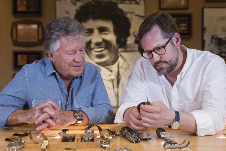 Talking Watches: With Mario Andretti