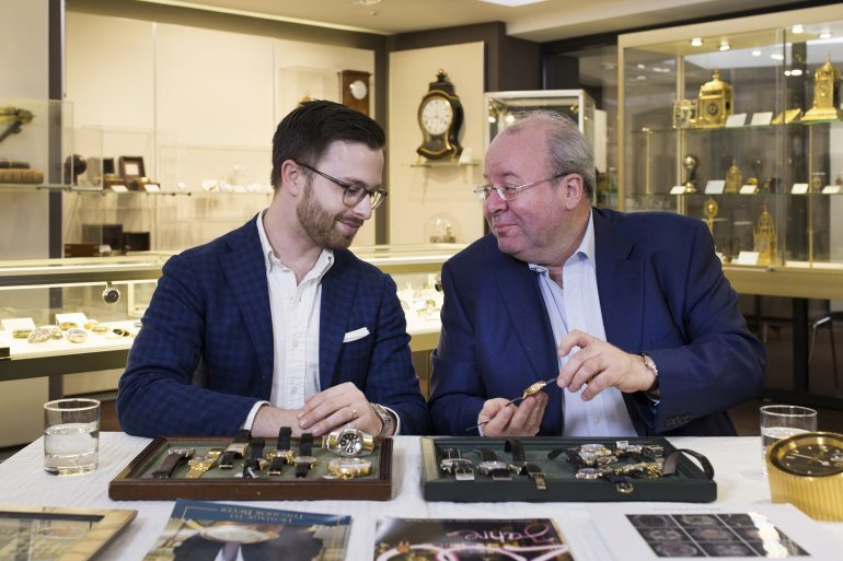 Talking Watches: With René Beyer