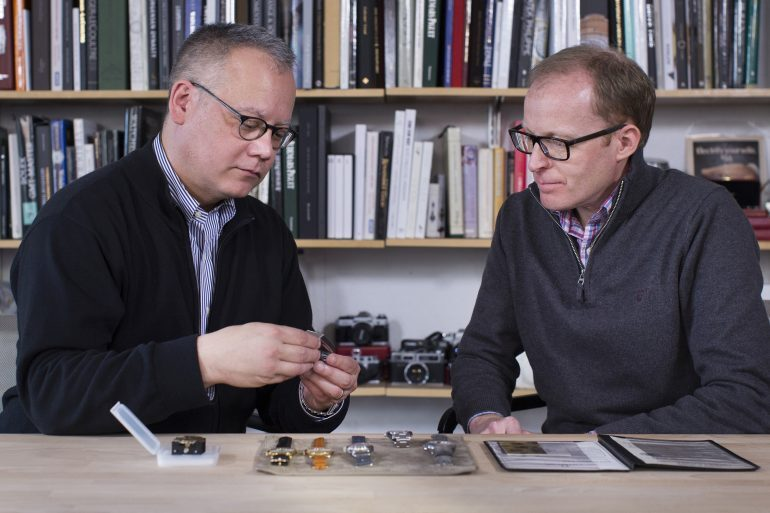 Talking Watches: With Roger Smith