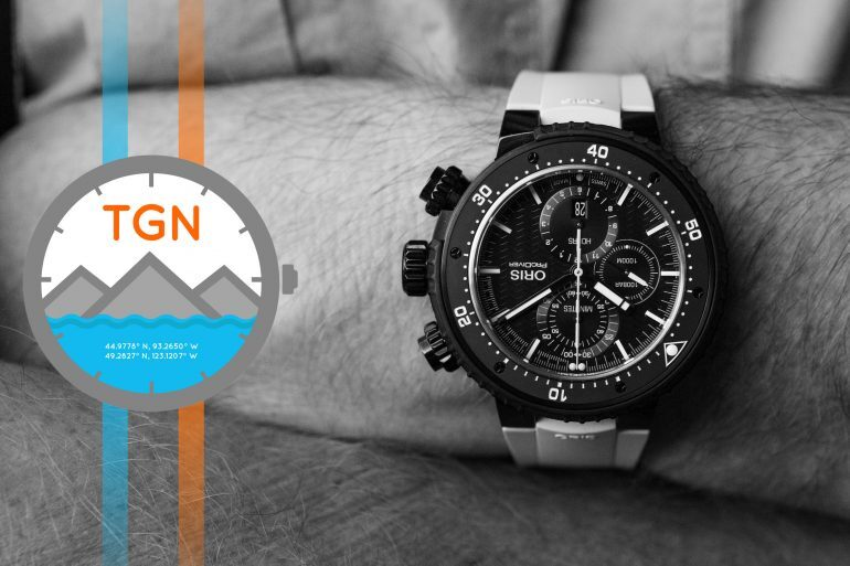 The Grey NATO: Episode 73: Downhill Adventures With Oris