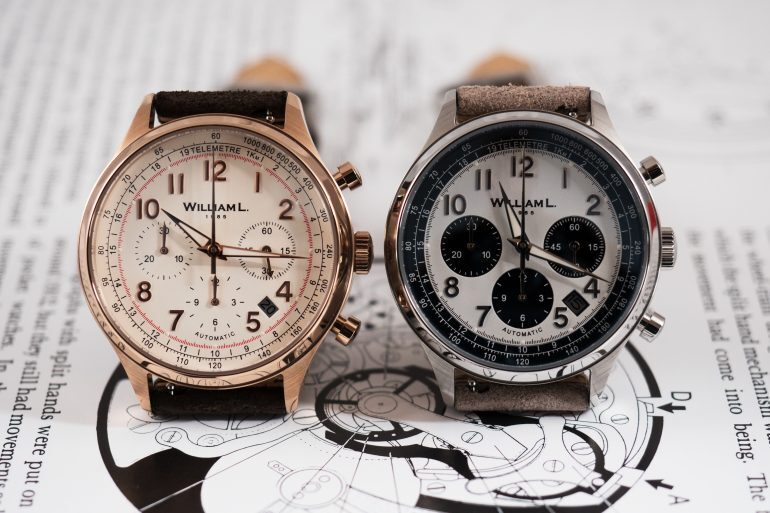 The Value Proposition: The William L. 1985 Automatic Chronograph
