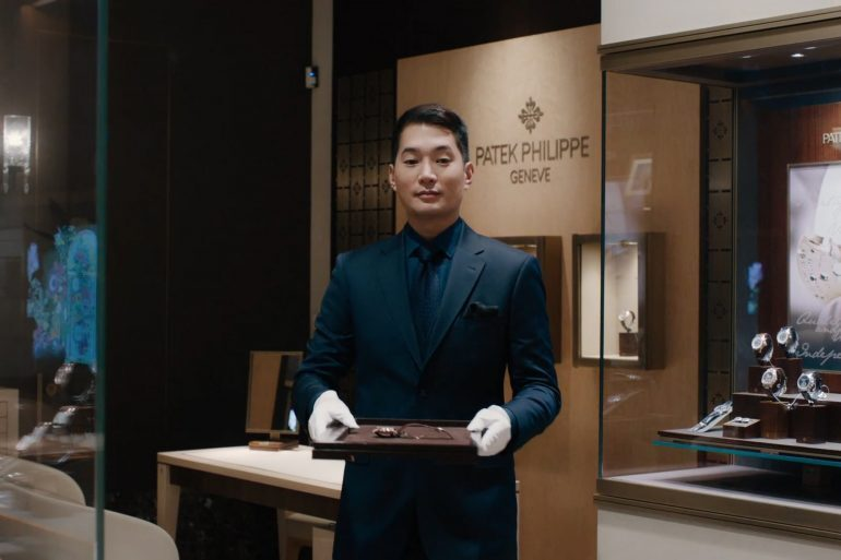 Watch Spotting: The Wempe Fifth Avenue Boutique (And A Patek Philippe 5270R) On Showtime's Billions