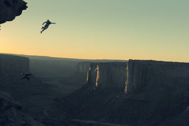 Weekend Round-Up: Death-Defying Stunts, A Game-Changing Ingredient, And The Persistence Of Film Cameras