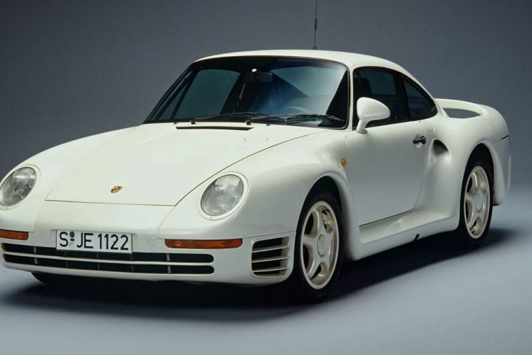 Weekend Round-Up: Views Of The Earth, New York City In The 1980s, And The Crazy Story Of The Porsche 959