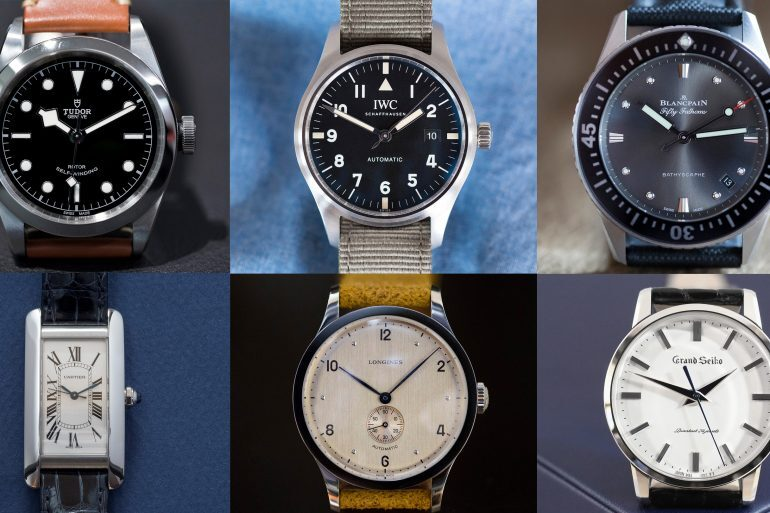 Year In Review: The Nine Best Back-To-Basics Watches Of 2017