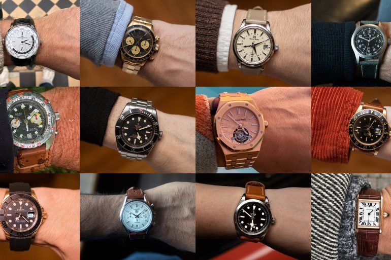 Year In Review: The Watch I Wore Most In 2018, By Members Of The  Team