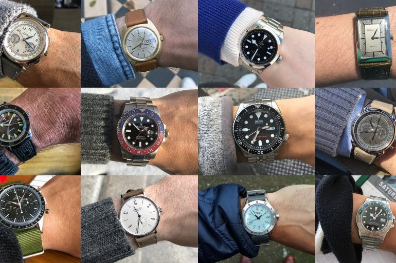 Year In Review: The Watch I Wore The Most In 2017, By Members Of The  Team